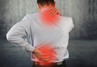 Illustration of Your Back Often Feels Sore Accompanied By A Sense Of Pain During Activity?