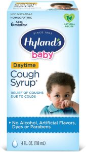 Illustration of Giving Cough Medicine To Babies Aged 8 Months?