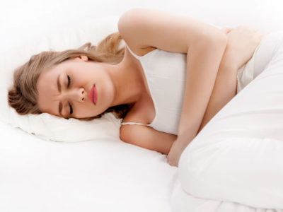 Illustration of Fever Accompanied By Headaches, Abdominal Pain And Chills?
