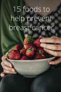 Illustration of Can High Antioxidants Cure Breast Tumors?