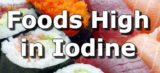 What Levels Of Iodine Can Be Consumed By Patients With Hyperthyroidism With Hypertension?