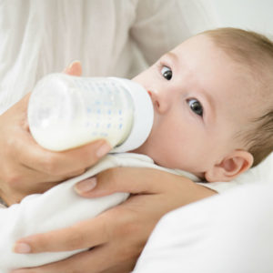 Illustration of Formula Milk Is Good For Long-term Use In Babies Who Are Allergic To Cow's Milk?