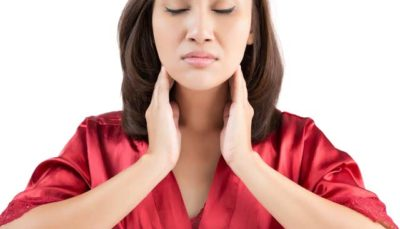 Illustration of The Throat Is Like A Lump But Doesn't Hurt?