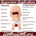 Tips For Treating Post-circumcision Wounds Festering For 5-month Babies?