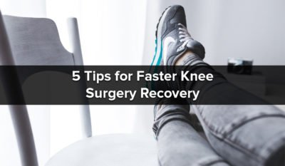 Illustration of Tips For Recovery After Knee Surgery?