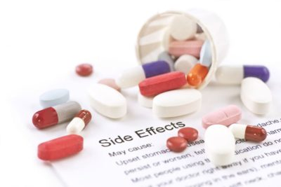 Illustration of Side Effects Of Anti-depressant Drugs And Supplements On Male Erections?