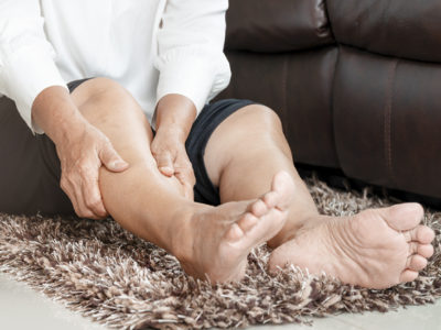 Illustration of Causes Of Increased Blood Pressure Accompanied By Tingling Feet?