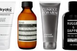 Selection Of Facial Soap Suitable For Men With Combination Skin?