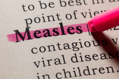 Illustration of I Am 16 Years Old, Have Measles Is It Dangerous If Not Treated?