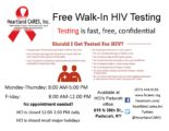 HIV Testing After Being Non-reactive?