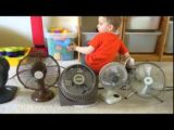 The Use Of A Fan When A Child Has A Fever?