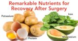 Foods That Must Be Consumed After Knee Surgery?