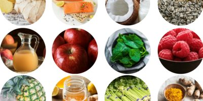 Illustration of How To Diet Safe For People With Stomach Acid?
