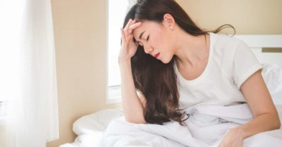 Illustration of Dizziness Feels Spinning Accompanied By Difficulty Sleeping And Often Feel Anxious?