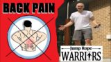 Back And Chest Pain When Jumping, Is It Due To A Previous Accident?