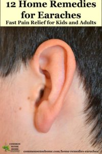 Illustration of How To Deal With Earaches And Itching?