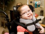 Children With Brain Infections Find It Difficult To Hold Objects And Have Difficulty Walking?