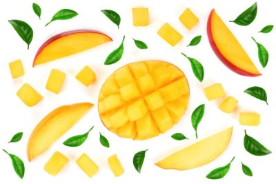 Illustration of Consumption Of Mangoes When Sore Throat?