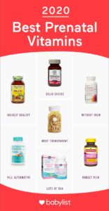 Illustration of Can I Buy Pregnant Women Supplements Without A Doctor's Prescription?