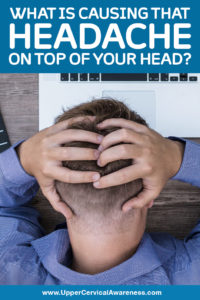 Illustration of Frequent Headaches That Arise At The Top?