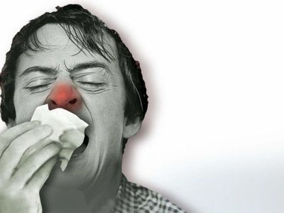 Illustration of Overcoming The Mouth And Nose That Feels Bad After Sinusitis Surgery?