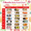 Safe Food For MPASI 7 Month Babies?