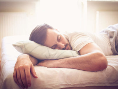 Illustration of Doesn't Sleep At Night Affect Fertility In Men?