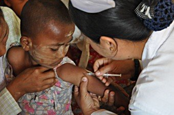 Illustration of Cooperation Between WHO And Indonesia To Tackle Measles And Rubella?