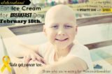 Consume Ice Cream When The Child Has Cancer?