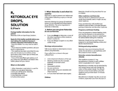 Illustration of Eye Pain Medication That Is Safe For Breastfeeding Mothers?