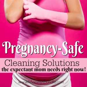 Illustration of Love To Smell Floor Cleaner When Pregnant, Can It Be?