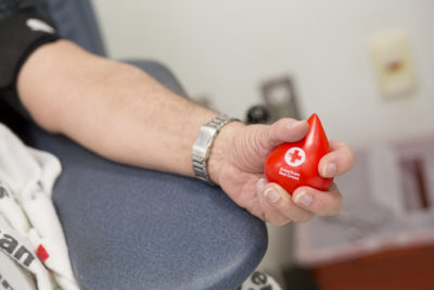 Illustration of Can I Donate Blood While Taking Medication?
