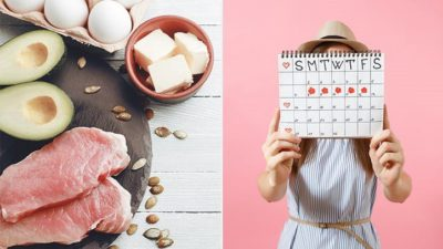 Illustration of Can A Low-carb Diet Affect The Menstrual Cycle?