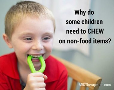 Illustration of Toddlers Don't Want To Chew?