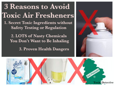 Illustration of Safe Use Of Air Fresheners When Pregnant?