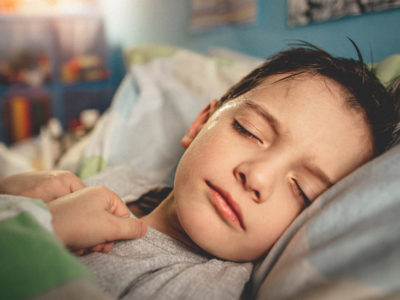 Illustration of Cough Accompanied By Chills And Cold Sweat In A Child Who Does Not Recover?