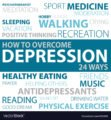 How To Overcome Depression?