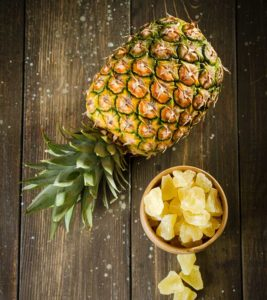Illustration of Side Effects Of Consuming Pineapple Fruit Every Day?
