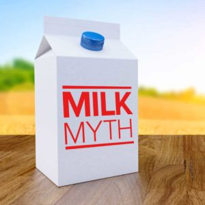 Illustration of Milk Is Good For Gout Sufferers As Well As Osteoporosis?