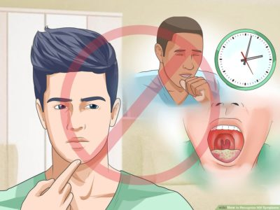 Illustration of Mouth Feels Dry After HIV Test With Non Reactive Results?