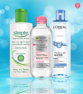 Illustration of Use Of Micellar Water For Adolescents 15 Years?
