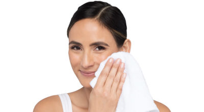 Illustration of Facial Skin Does Not Turn Red After Facial Peeling?