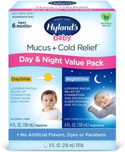 Illustration of Cough And Cold Medicines For Babies Aged 6 Months?