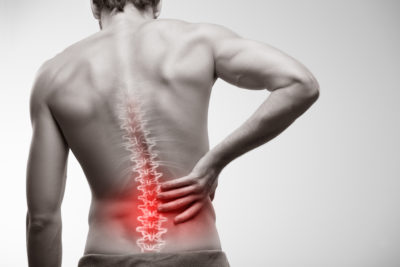 Illustration of Overcoming Painful And Fractured Spine Due To Falling From A Height?