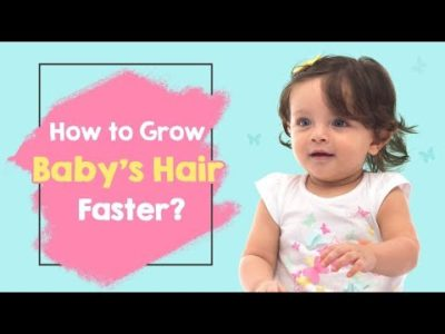 Illustration of The Cause Of The Baby's Hair At 7 Weeks Is Getting Thinner?
