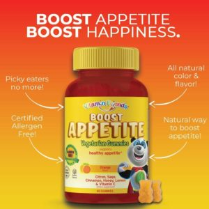 Illustration of Should Toddlers Be Given Vitamins To Increase Their Appetite?