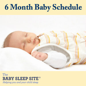 Illustration of Breastfeeding Schedule For Babies Aged 6 Months?