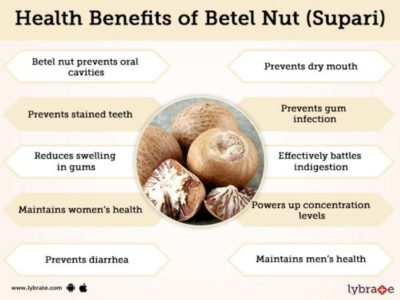 Illustration of Does Drinking Water Of Betel Nut Can Affect Fertility In Women?