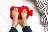 The Cause Of Cold Feet Of Children Under Five?