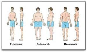 Illustration of Differences In Body Shape With Parents?